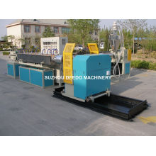 PVC-Stahldraht verstärkt Schlauch Extrusion Produktionsmaschine