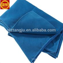 toalhas de cozinha de microfibra camurça pano de limpeza toalha de camurça de limpeza de microfibra da china