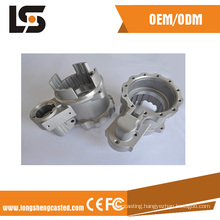 aluminum die casting automotive starter rear end brackets die casting