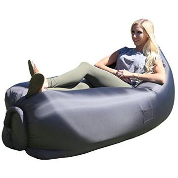Nuevo saco de dormir inflable de Nalza Lamzac de la diversión del producto 2016