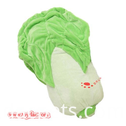 vegetable plush toy