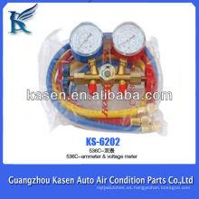 536C-Amperímetro y medidor de voltaje