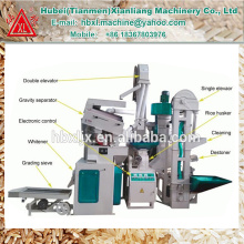 Machine à riz haut débit moderne à haut débit