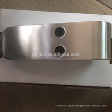 Collier en acier inoxydable 316 en acier inoxydable pour fixation