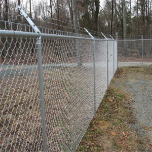 Galvaniserad Diamond Chain Link Netting