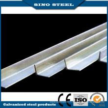 Barre d'angle galvanisée par prix compétitif de haute qualité de prix bas