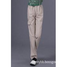 new design boy khaki canvas pants