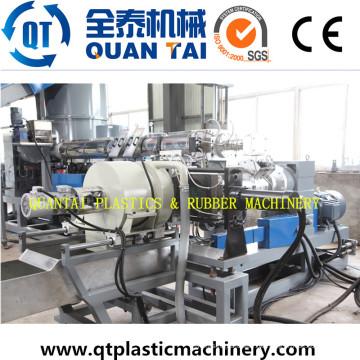 Wasserring Pelletiermaschine