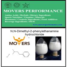 Chlorhydrate de N, N-diméthyl-2-phényléthanamine avec numéro CAS: 10275-21-5