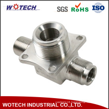 Customized Investment Casting Pipe Fittings