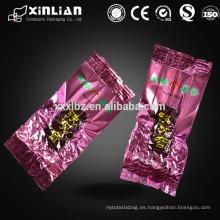 Alibaba china proveedor sello de calor malla de nylon bolsa de té