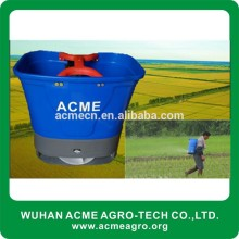 ACME 18L backpack manual fertilizer spreader for farm