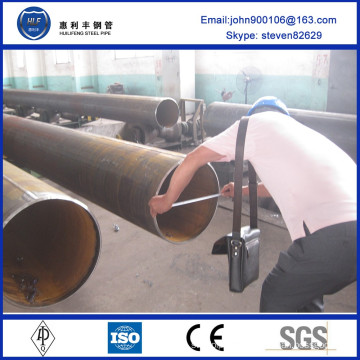 leading manufacturer erw steel
