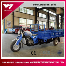Tricycle à trois roues motorisé à trois roues moto de Chine