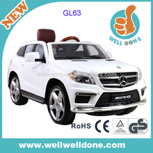 Licensed children battery operated toy car, with music and light more function, fashion baby car WDSX1588