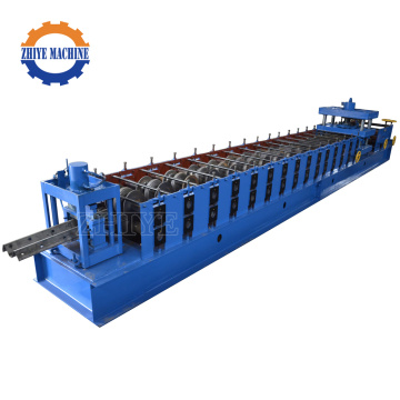 Highway Guardrail Metal Cold Rolling Forming Machinery