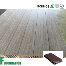 WPC Outdoor Flooring Wood Plastic Composite Decking for Pool Decks