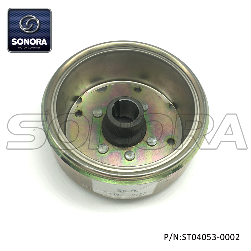 ST04053-0002 GY6 125,152QMI BT125 8 Poles Fly wheel (2)