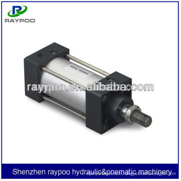 SC pneumatic cylinder is applied to the used shopping bag making machine