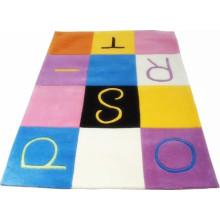 Kinder Handgemachte Acryl Teppiche Teppich