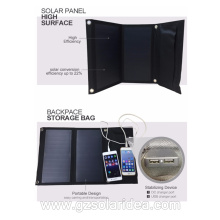 Outdoor Emergency Solar Charger For Mobile