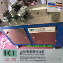 Non Woven Machine for Mob Clip Bouffant Cap Making Kxt-Nwm33