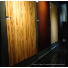 Wood Grain MDF High Glossy Desk (fabricante profissional)
