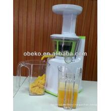 High quality wheatgrass juicer slo juicer