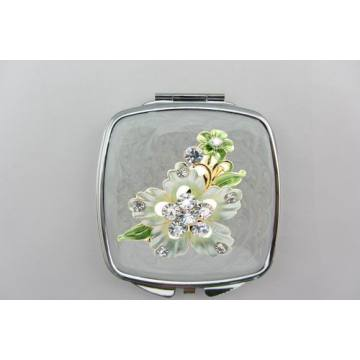Flower and Plants Compact Mirror
