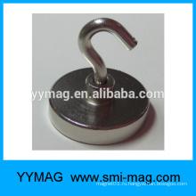 Неодимовые магнитные крюки для тяжелых условий работы