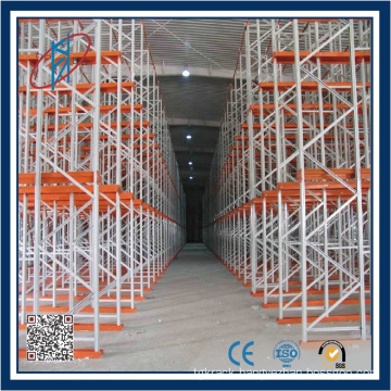 Very Narrow Aisle Factory Use Heavy Duty Racking System