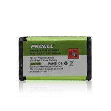 Batería para teléfono inalámbrico Batería ni-mh aaa 600mah 3.6v de pkcell