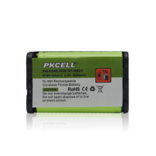 Cordless Phone Battery ni-mh battery pack aaa 600mah 3.6v from pkcell