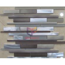 Strip Aluminium Alloy Mix Glass Mosaic (CFA50)