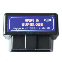 OBD2 Elm327 WiFi V1.5 adaptador Wi-Fi Android Ios Scanner automotriz Elm 327 V 1.5 Auto vehículo máquina de diagnóstico OBD2