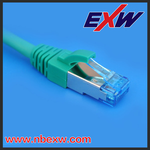 Cat6 STP 26AWG Patch Cord