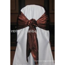 normal satin sash,polyester sash,chair sash