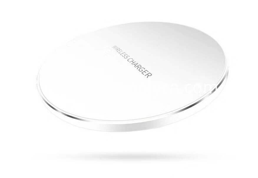 High End Metal Shell Fast Wireless Charging Pad