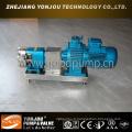 Pompe à rotor de pompe à déplacement positif Lq3a en acier inoxydable