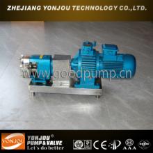 Lq3a pompe à rotor en acier inoxydable Pompe à lèche