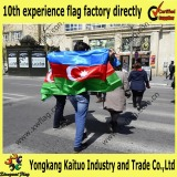 3*5ft The Republic of Azerbaijan flag factory directly supply