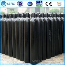 Cylindre industriel sans gaz de gaz de l'oxygène 50L (EN ISO9809)