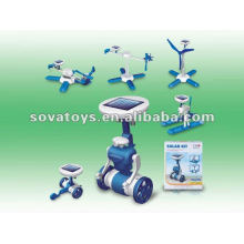 Solar Toy DIY 6 em 1 Educação Set