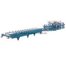 Высокопроизводительная машина для производства сэндвич-панелей из селена EPS