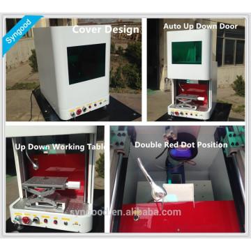 Металлический лазерный принтер Syngood со столом / переносной / ручкой