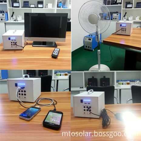 backup solar home system