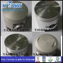 Pistão do cilindro para YAMAHA Rx100 Ax100 Crux Yd125