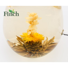 Chinese Fujian Blossom Tea Flavored Blooming Tea Flowering Tea Ball ( Dong Fang Mei Ren )