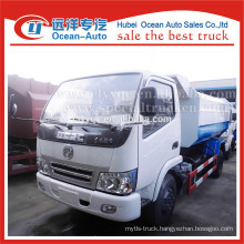 DFAC 2015 new condition side load garbage truck