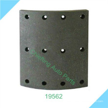 brake lining manufacturer 19562 19563 2725232 2727460 for Volo brake lining material